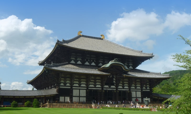 chapter1 experience ancient japan in the old capital nara