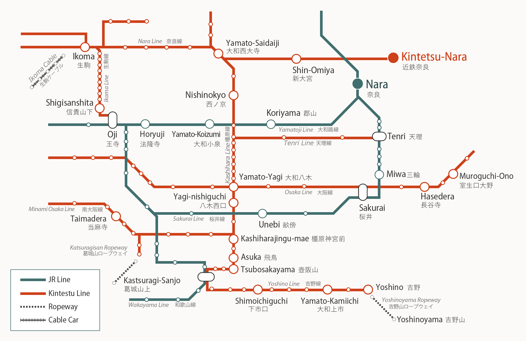Trains and Buses map for PC